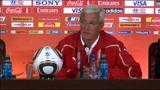 20/06/2010 - Italia, Lippi sulla scelta dei giocatori