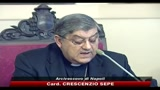 Card. Sepe: ho sempre agito per il bene della Chiesa