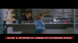 Alice, il ritorno al cinema di Catherine Spaak