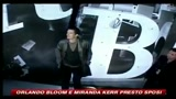 22/06/2010 - Orlando Bloom e Miranda Kerr presto sposi