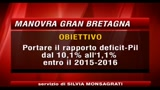 22/06/2010 - Gran Bretagna, tagli alle spese e aumento tasse nella manovra