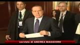 23/06/2010 - Berlusconi: Fini smetta con le provocazioni quotidiane
