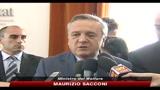 Fiat, Sacconi: voto positivo, ora applicare accordo