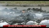 23/06/2010 - Rifiuti, ancora roghi di spazzatura a Palermo e provincia