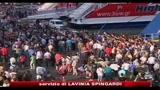 23/06/2010 - Atene, turisti bloccati al Pireo per sciopero dei marittimi