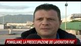 24/06/2010 - Pomigliano, la preoccupazione dei lavoratori Fiat