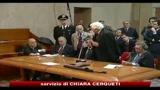 24/06/2010 - Mafia, battute finali del processo d'appello a Dell'Utri