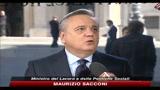 Pomigliano, Sacconi- Fiat ha detto avanti con la Panda