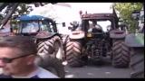 Quote latte, a Milano la protesta dei trattori