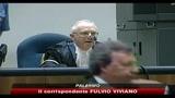 25/06/2010 - Processo a Dell'Utri: giudici in Camera di Consiglio