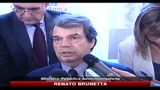 25/06/2010 - Sciopero, Brunetta: Secondo primi dati, adesioni dell'1,91%