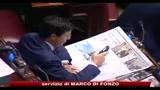 Brancher, Bersani: E' ministro per scansare la giustizia