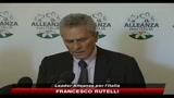 25/06/2010 - Manovra, Rutelli: una tantum del 5% su capitali scudati