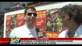 26/06/2010 - Eliminazione Azzurri, parlano i tifosi di New York