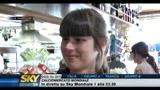 26/06/2010 - Nazionale, a Viareggio si aspetta Marcello Lippi, parlano i tifosi