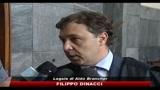 Parla Filippo Dinacci, legale di Brancher