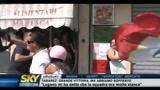 27/06/2010 - Quagliarella, un'accoglienza da eroe