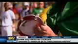 28/06/2010 - Mondiali, l'energia del tifosi brasiliani