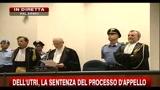 29/06/2010 - Sentenza del processo Dell'Utri