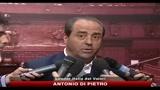 29/06/2010 - Processo Dell'Utri, Di Pietro; sentenza dimostra rapporto PDL-mafia