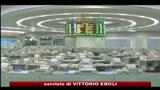 29/06/2010 - Giornata nera per le borse europee, euro in calo sul dollaro