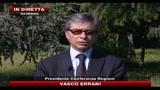 30/06/2010 - Errani: Pronti a sederci al tavolo con il governo