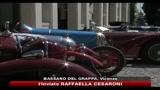 Le mitiche sport a Bassano, gara di regolarità per auto storiche