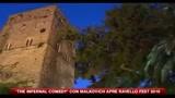 The Infernal Comedy con Malkovic apre Ravello Fest 2010