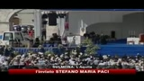 04/07/2010 - Il Papa a Sulmona- la mia preghiera ai terremotati