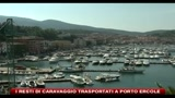 04/07/2010 - I resti di Caravaggio trasportati a Porto Ercole
