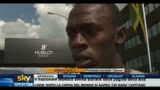 Mondiali, Usain Bolt dice la sua