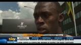 Mondiali, Usain Bolt dice la sua