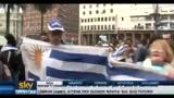 Uruguay, tutto il paese ha sognato fino all'ultimo minuto