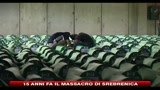15 anni fa il massacro di Srebrenica