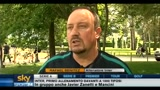 Inter, intervista di Sky Sport24 a Rafa Benitez