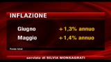 14/07/2010 - Istat, inflazione rallenta a giugno +1,3% annuo