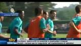 Inter, Santon e Balotelli diplomati ragionieri