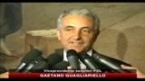 14/07/2010 - Manovra: dichiarazioni di Quagliariello (PDL) e Finocchiaro (PD)