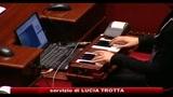 15/07/2010 - Manovra, oggi in Senato il voto di fiducia