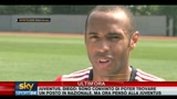 17/07/2010 - Intervista a Thierry Henry, nuovo acquisto New York Red Bulls