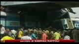 19/07/2010 - India, almeno 60 morti in uno scontro fra due treni