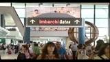 21/07/2010 - Aeroporto Fiumicino, giro di taxi abusivi scoperto da Gdf
