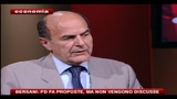 5-Manovra economica 2011, intervista a Pier Luigi Bersani