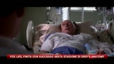 23/07/2010 - Fox life, Mackidd: sono fortunato a lavorare in Grey's Anatomy
