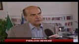 23/07/2010 - Fiat, Bersani: Governo chieda conto di scelte inaccettabili