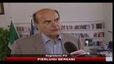 23/07/2010 - Fiat, Bersani: Governo chieda conto di scelte inaccettabili
