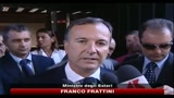 Frattini: legalit  pilastro del Pdl