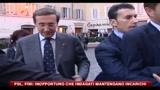 27/07/2010 - Pdl: botta e risposta Fini-Verdini