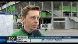 Dzeko alla Juve, parlano i tifosi del Wolfsburg