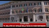 27/07/2010 - Manovra, taglio di 1000 euro al mese per deputati e senatori